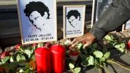 Karlsruhe bestätigt Urteil im Fall Oury Jalloh