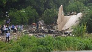 Tote bei Flugzeugabsturz im Südsudan