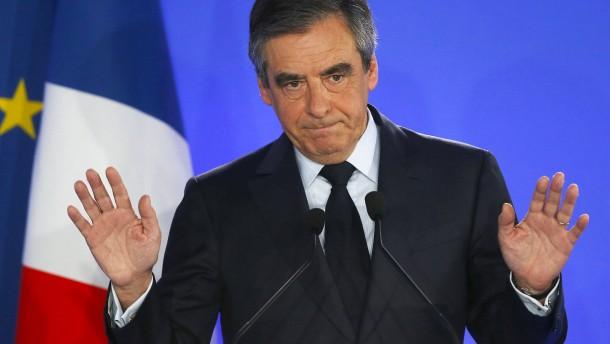 Französische Justiz will Fillon vor Gericht stellen