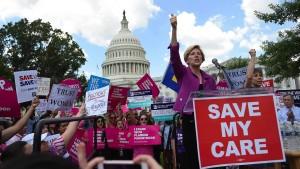 Amerikas Demokraten in der Krise