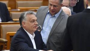Ein schaler Sieg für Orbán