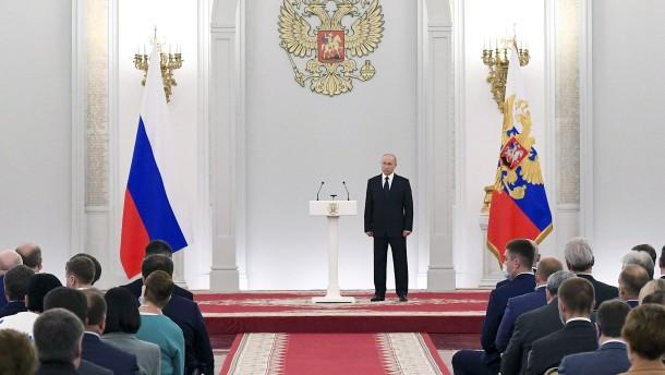 Putin lockt Deutschland in eine Falle