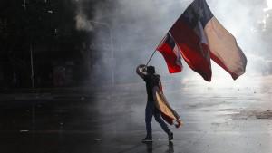 Amerika: Russland heizt Unruhen in Chile an