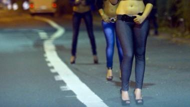 Viele Opfer von Menschenhandel müssen sich unter Zwang prostituieren