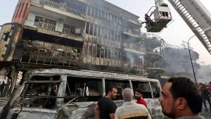 Zahl der Toten bei Anschlag steigt auf 213