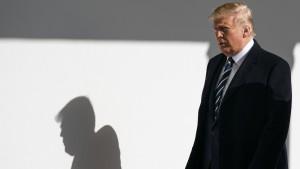 Was die Demokraten Trump vorwerfen – und umgekehrt