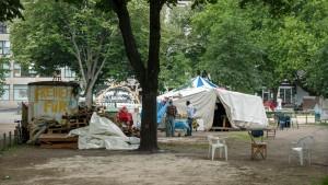 Kreuzberger Proteste sind lang