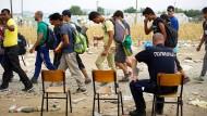 Reiste ein Attentäter über die Balkanroute ein?
