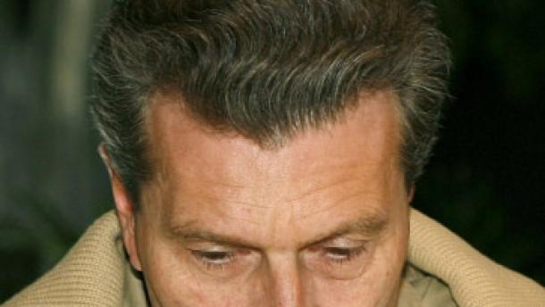 Oettinger tritt aus Studienzentrum Weikersheim aus