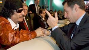 Die Sonderwünsche des libyschen Präsidenten