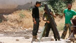 Obama will Rebellen mit 500 Millionen Dollar helfen