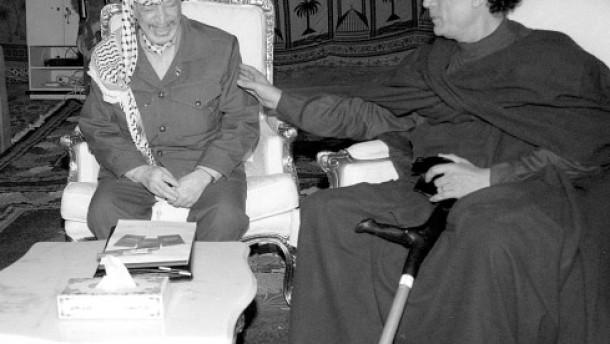 Weshalb Gaddafi die RAF für geisteskrank hielt