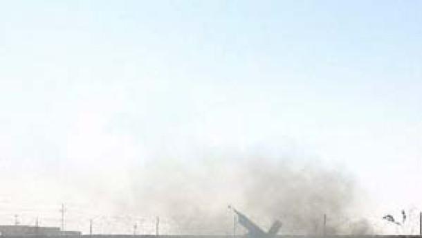 Anschlag auf Iraks Nationalgarde - viele Tote