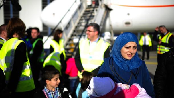 Das neue deutsche Asylrecht