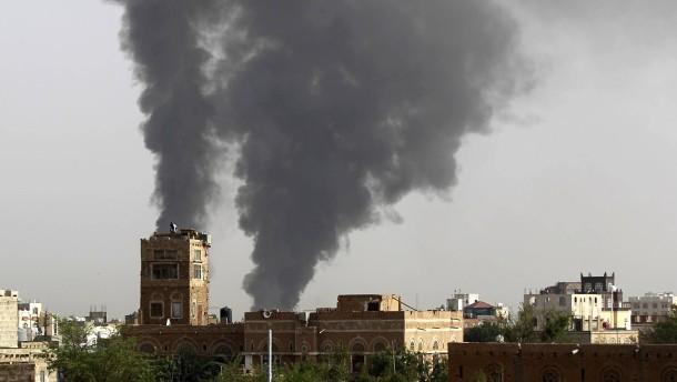 UN kündigen Feuerpause im Jemen an