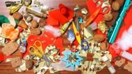 Kleber, Schere, Papier – für die einen sind das die Instrumente, um ihrer Kreativität freien Lauf zu lassen. Für die anderen einfach nur ein Gräuel.