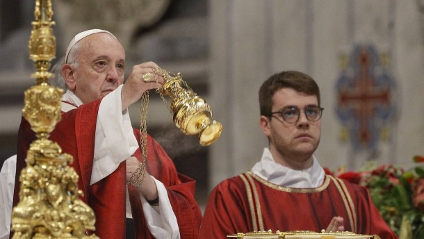 Papst Franziskus warnt deutsche Katholiken vor Alleingängen