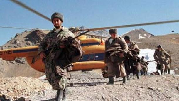Terror vor der Wahl in Duschanbe