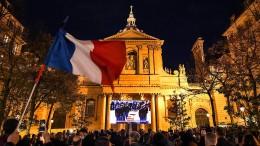 Frankreich löst islamistischen Verband auf