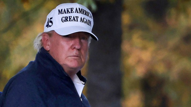 Ein Pakt mit Trump