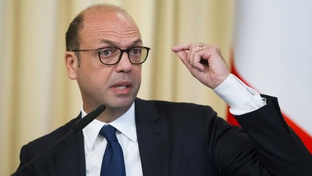 Italiens Außenminister wirft EU Versagen vor