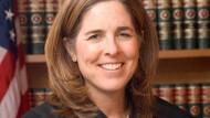 Unerschrocken: Bundesrichterin Ann Donnelly aus New York.
