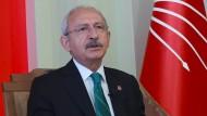 Türkischer Oppositionschef Kilicdaroglu warnt vor Hexenjagd