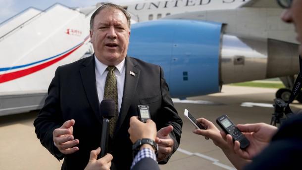 """Nordkorea nennt Atomgespräche """"sehr enttäuschend"""""""