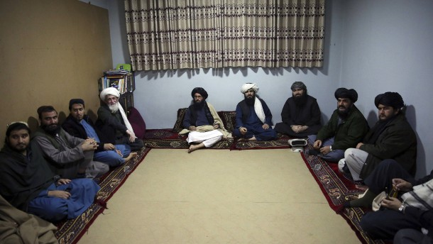 Taliban brechen Gespräche mit Regierung ab
