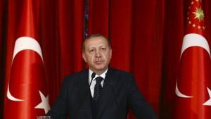 Erdogan will Verhältnis mit Amerika verbessern