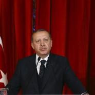 Recep Tayyip Erdogan reist Mitte Mai zu seinem ersten Treffen mit Präsident Trump nach Washington D.C.
