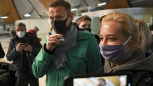 Russische Justiz macht Nawalnyj sofort den Prozess