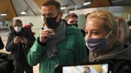Russische Justiz macht mit Nawalnyj sofort den Prozess