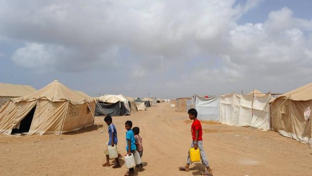 UN beklagt mangelnde Hilfsbereitschaft bei Hungerkrise in Jemen