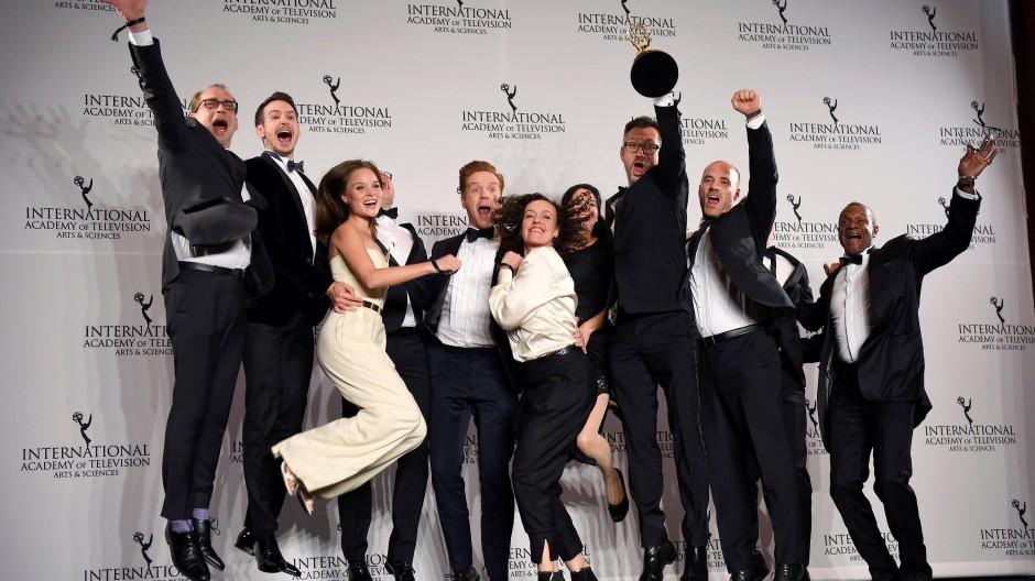 Deutsche räumen drei Emmys ab