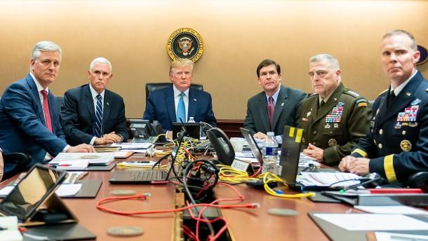 Trumps Etappensieg gegen den Terror