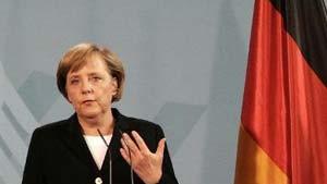 Kanzlerin schweigt zum Streit zwischen Schönbohm und Nehm