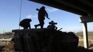 Schwere Kämpfe am Flughafen von Donezk
