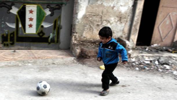 Steinmeier sieht Chance für Atempause in Syrien