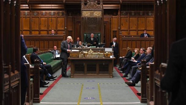 Parlament bekommt Mitspracherecht bei Lockdown