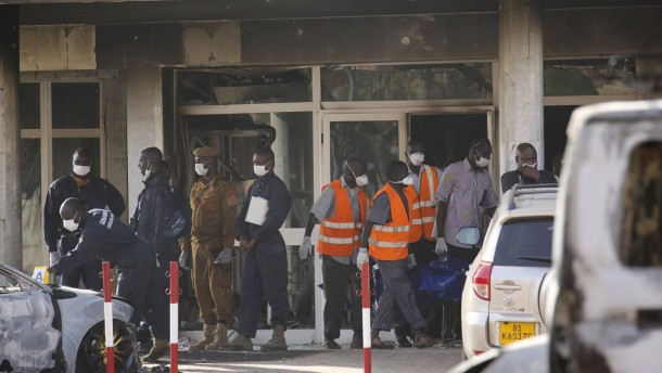 Die Dschihadisten bedrohen ganz Westafrika