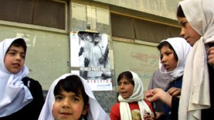 Hinter Gittern vergessen in Kabul