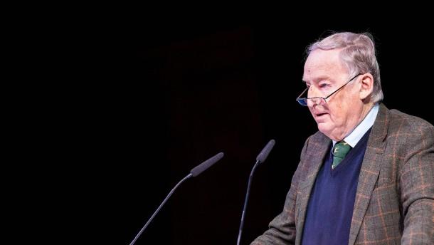 """Gauland kritisiert Meuthen-Rede als """"eines Vorsitzenden nicht würdig"""""""
