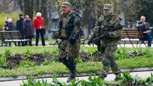 Kiew wünscht sich Einsatz von UN-Truppen
