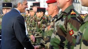 Frankreich ließ Soldaten vorsätzlich verstrahlen