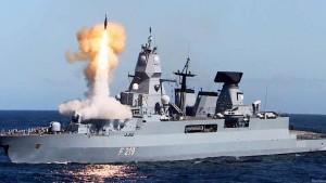 "Raketen-Unfall auf ""Sachsen"" kostet 40 Millionen Euro"