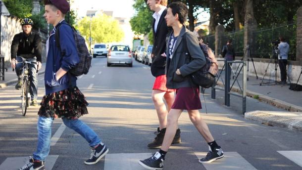Tag des Rocks spaltet Frankreich