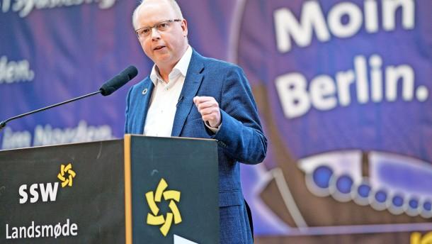 Gelingt der dänischen Minderheit der Sprung in den Bundestag?