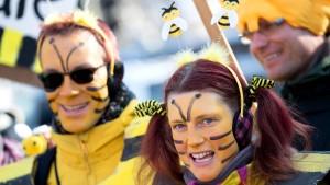 """""""Rettet die Bienen""""-Begehren soll Gesetz werden"""