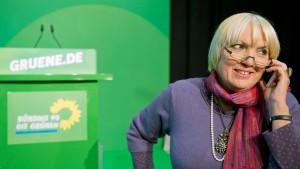 Grüne nominieren Roth